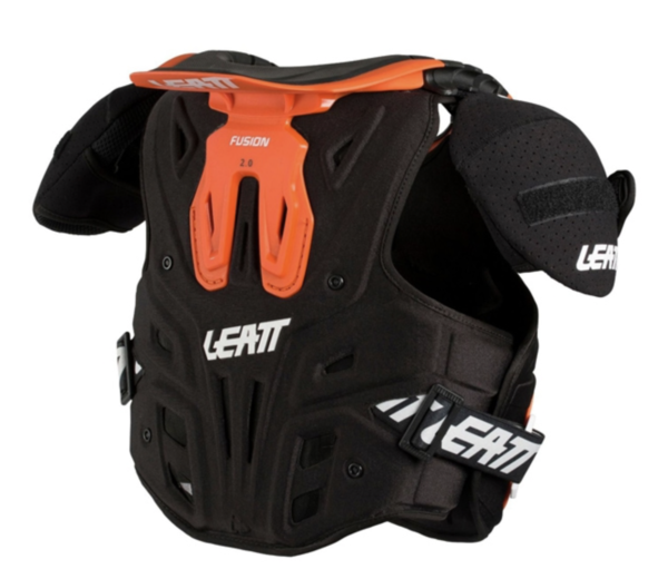 LEATT Fusion Vest 2.0 Junior Orange