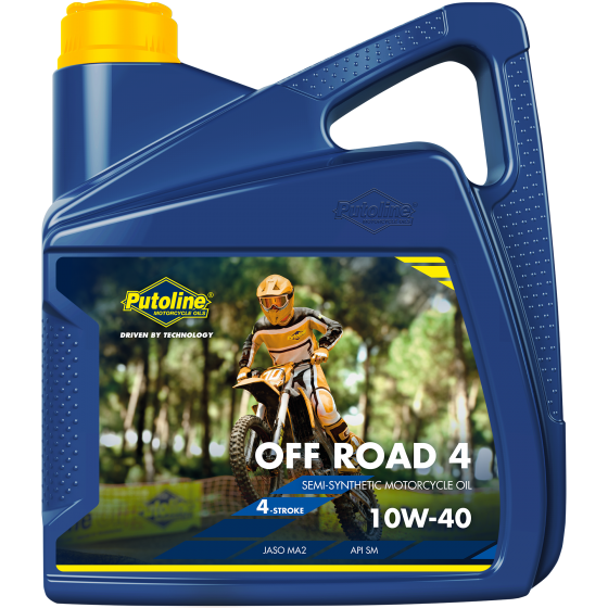 Putoline OFF ROAD 4 10W-40 4 Liter