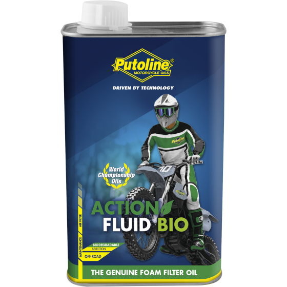 Putoline ACTION FLUID BIO 4 Liter